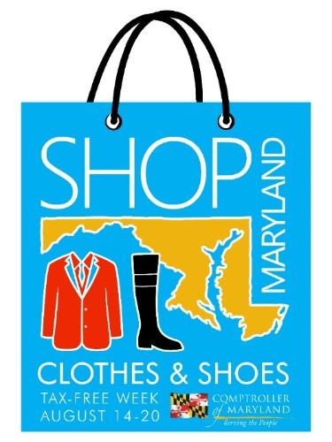 Shop Maryland Tax Free Week Childrens Aid Blog